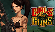 Girls with Guns - Jungle Heat - играть в казино Вулкан